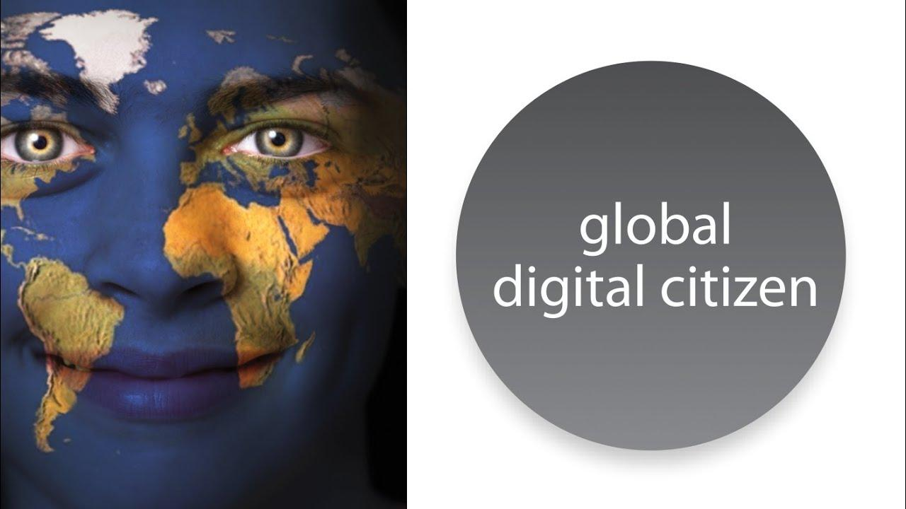 What is a Global Digital Citizen?