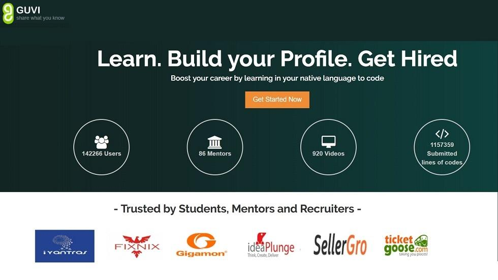 Chennai-based EdTech Start-up GUVI Secures Funding from Gray Matters Capital's edLABS