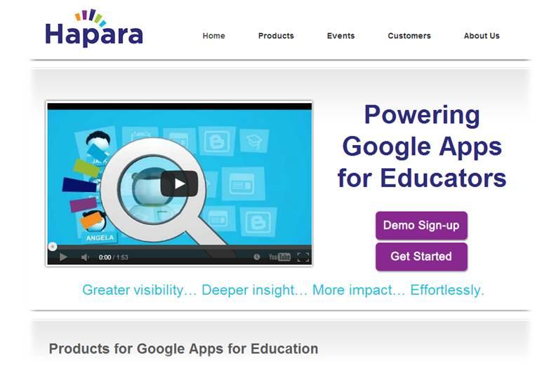 Hapara: Powering Google Apps for Educators