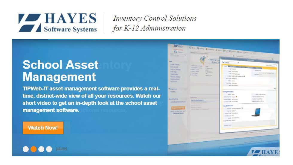 Fifth Largest District in Ohio, Akron Public Schools, Selects Hayes for Inventory Software