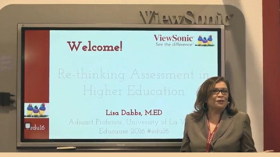 Video Lessons to Get Started With Assessments in Higher Education