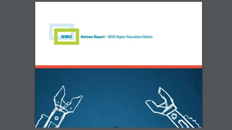 What's Your Take on the NMC Higher Education Report 2016?