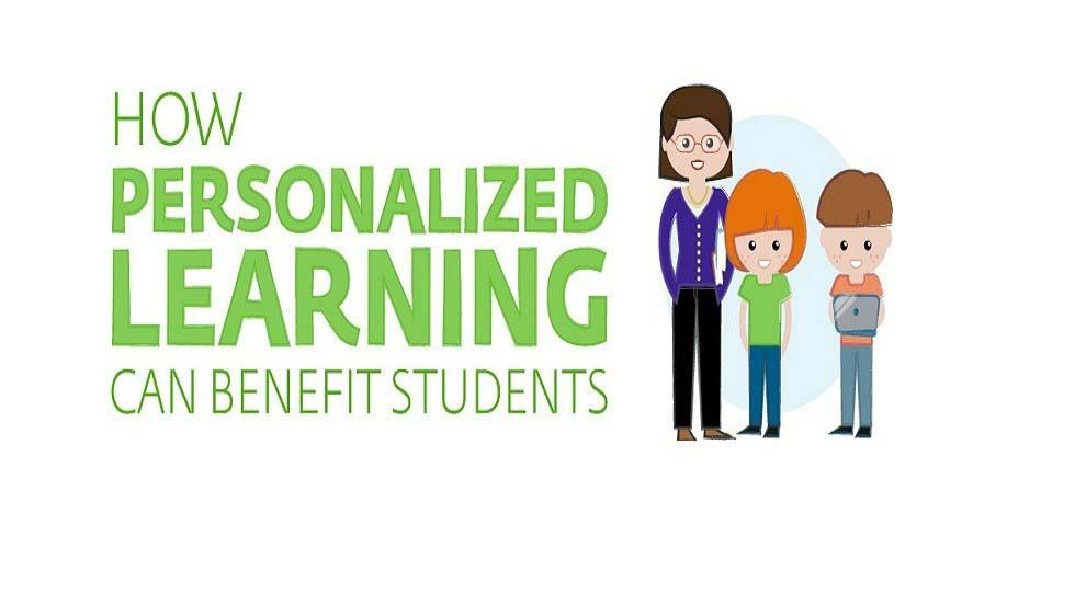 Infographic] Personalized Learning Can Benefit Students