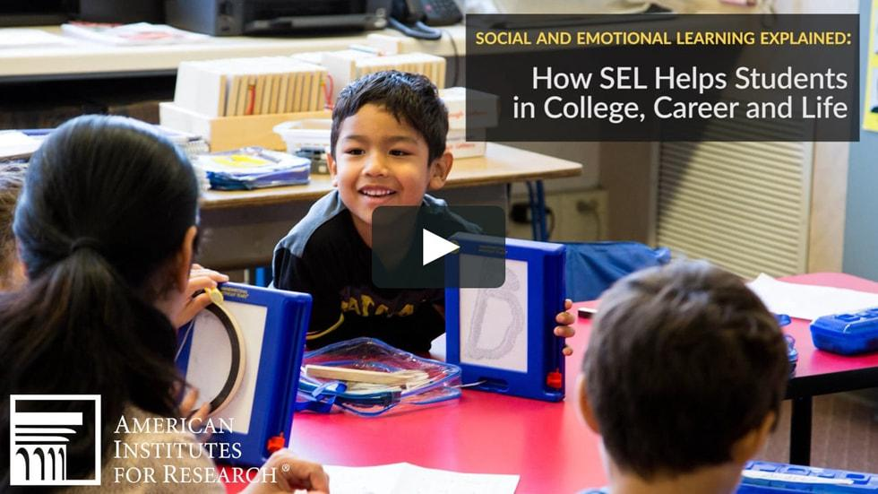 Tips to Foster Social Emotional Learning (SEL) in the Classroom