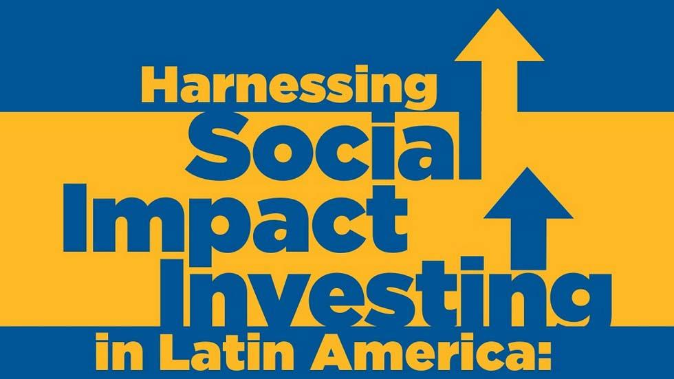 How Social Impact Investing Can Provide New Avenues