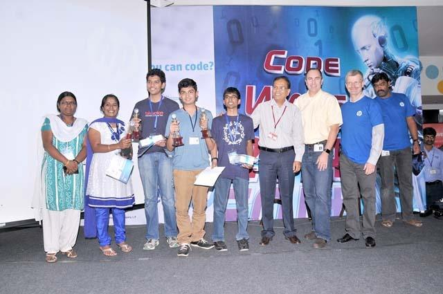 HP Hosts Computer Programming Competition to Encourage Young Student Developers in India