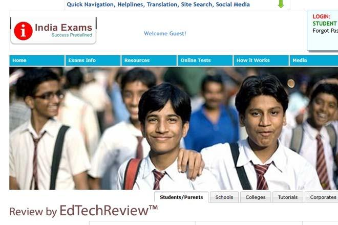 Indiaexams - Indian Entrance Exams Resource Portal