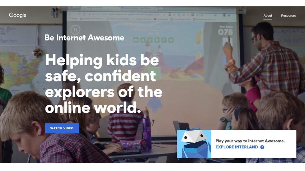 Teachers, Kids & Families Turning Internet Awesome With Google In Action
