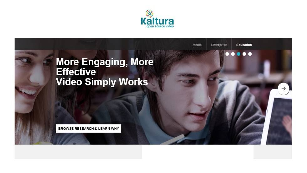 Knowledgemotion Chooses Kaltura to Power bo, the World's Largest Video Library for Education