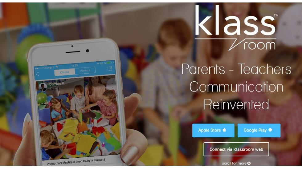 French EdTech Startup Klassroom Launches a New App Winning 600 School's Attention
