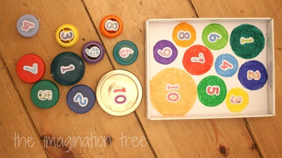 Learning Games & Activities for Toddlers