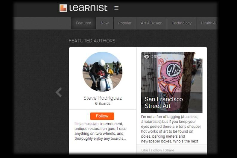 [Tips for Teachers] Uses of Learnist in My Classroom