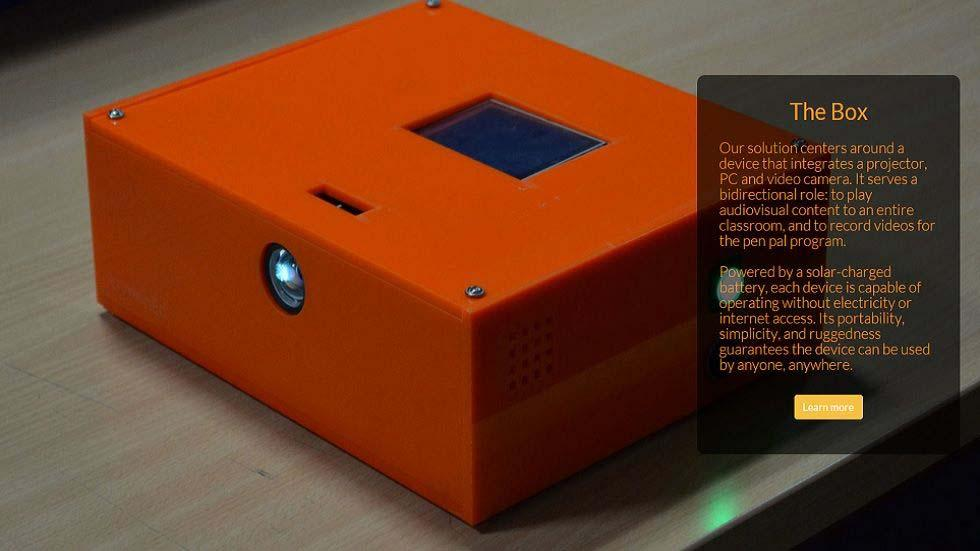 LumenEd: Technology Designed Completely from the Ground-Up for Low-Cost Schools and Classrooms