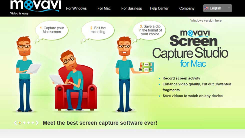 [Tools for Students] Meet This Great Screen Capture Software! Meet Movavi!