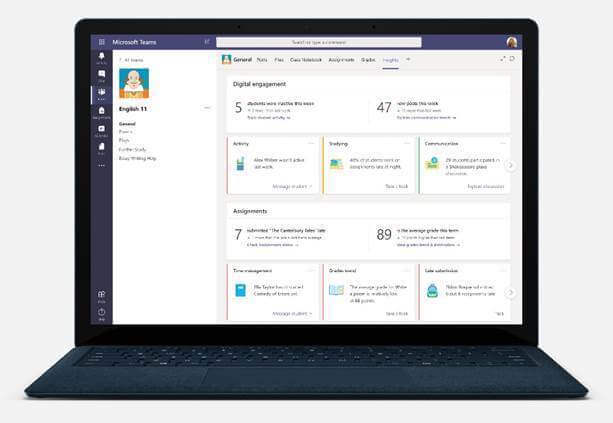 Microsoft Launches New Teams Features to Support the Future of Global Education