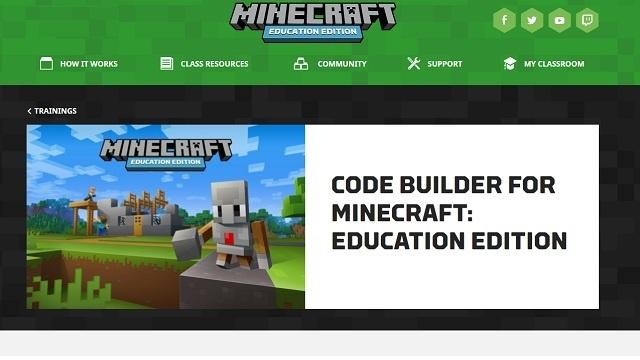 Minecraft Code Builder - An Ace Tool to Help Kids Dive into Coding