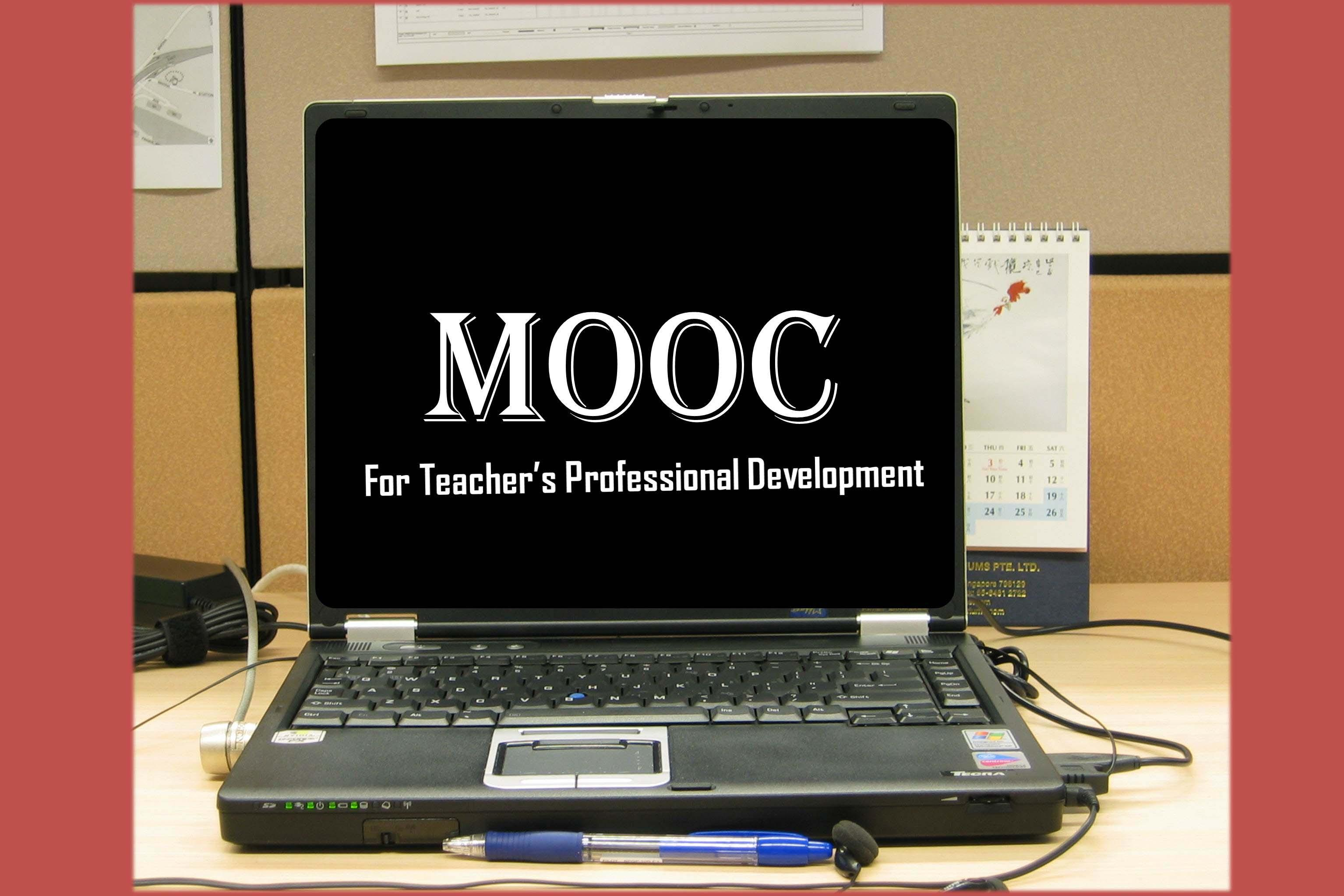 How Can MOOCs Help Educational Institutions in Professional Development?