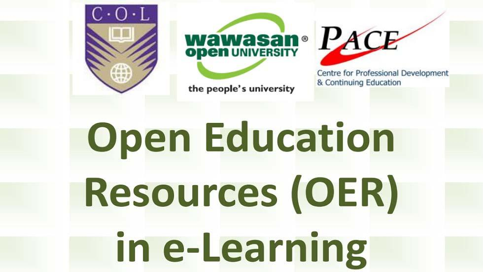 MOOCs offered by Commonwealth of Learning (COL)