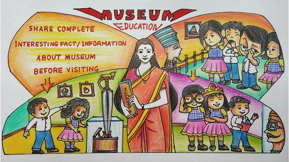 Bringing In Museums Into The Curriculum