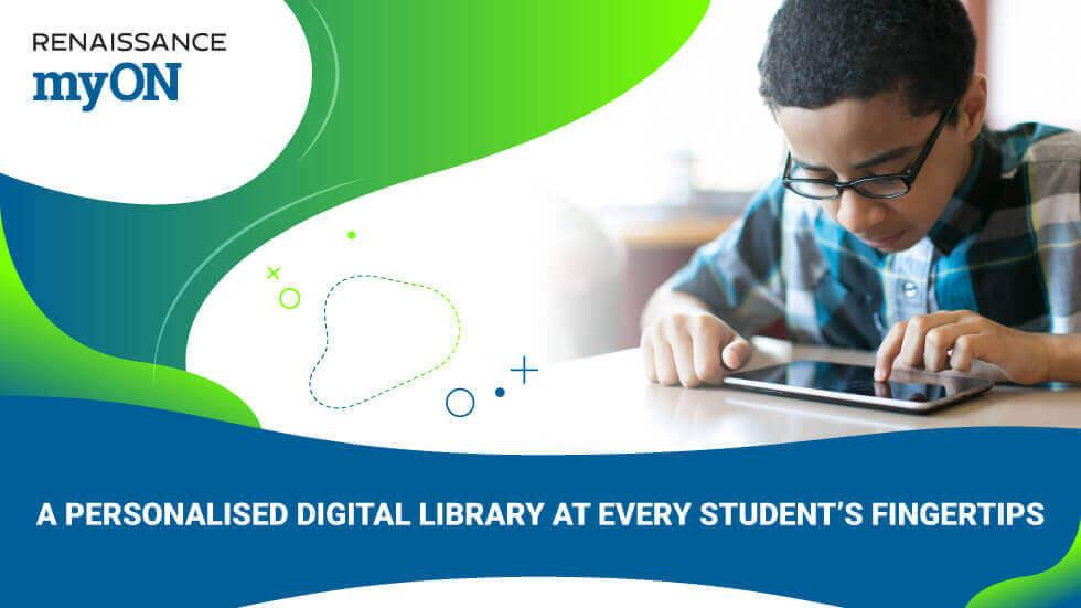 myON – Digital Library for Schools