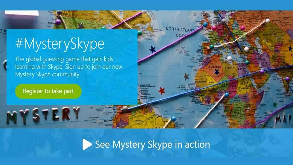 Going Global: Why We Love Mystery Skyping
