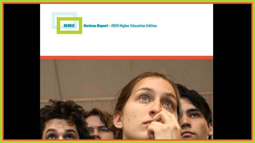 NMC Horizon Report 2014 Higher Education Edition: Summary