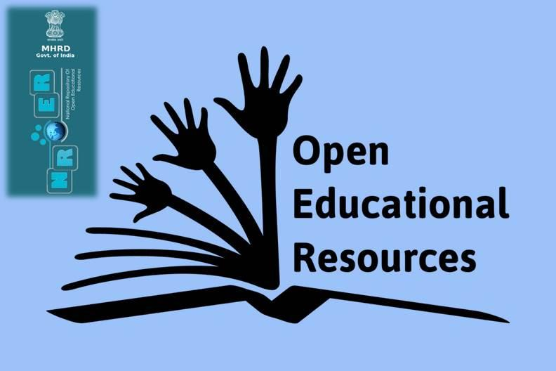 National Repository of Open Educational Resources (NROER): Project by MHRD
