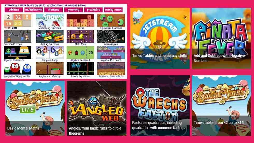 List of Online Games for Your Kids