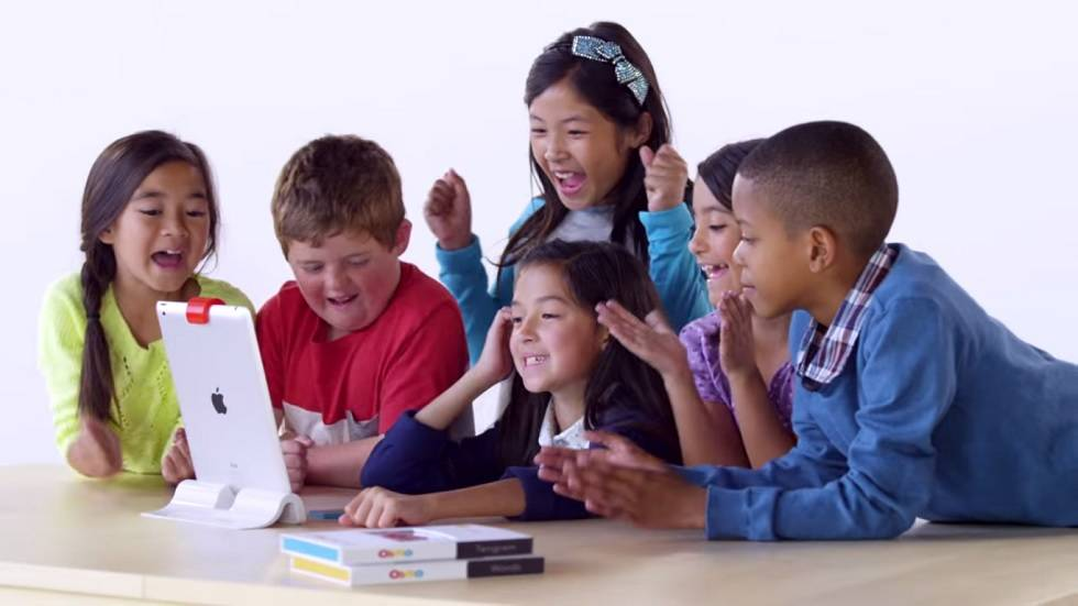 Why Osmo Brings Kids Together Around the iPad