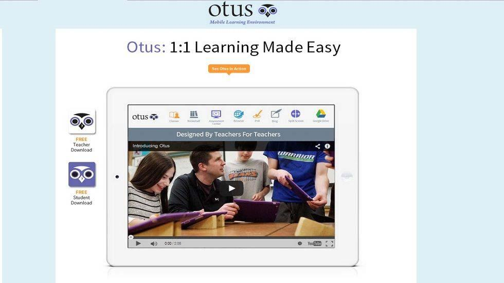 Otus: Everything Students and Teachers Need in One App!