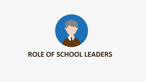 Role School Leaders Play in Technology Integration