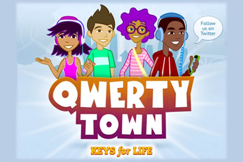 Qwerty Town: An Essential Component of Literacy for 21st Century Students