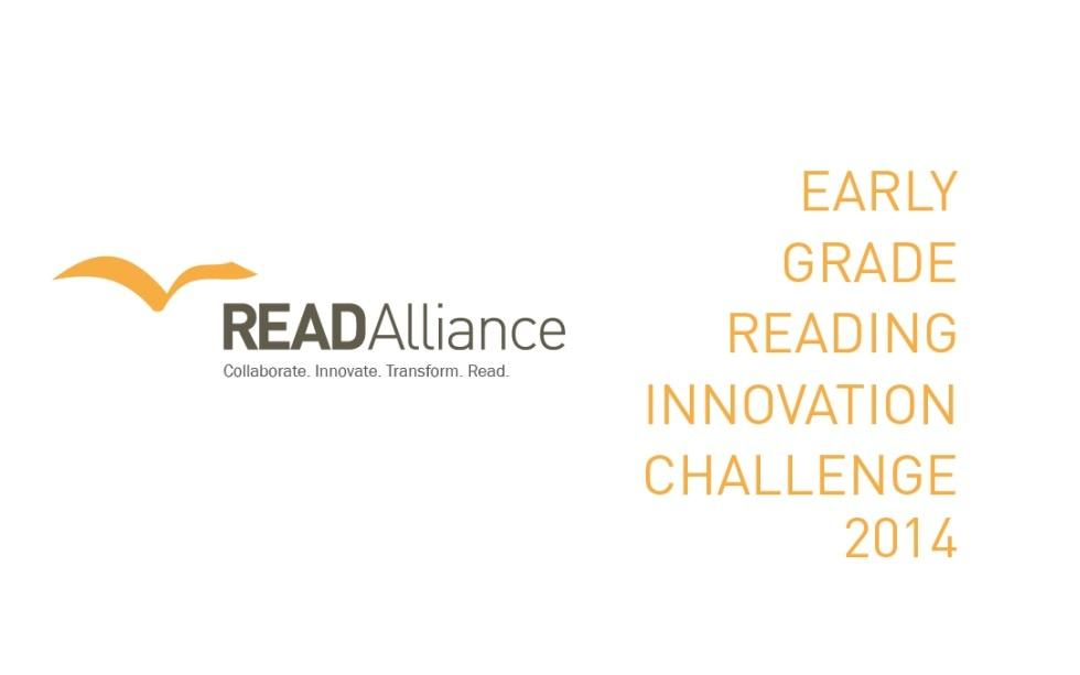 Early Grade Reading Innovation Challenge 2014