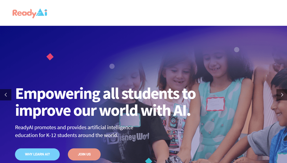 ReadyAI Launches AI-in-a-Box™, the First K12 AI Curriculum to Teach AI Concepts