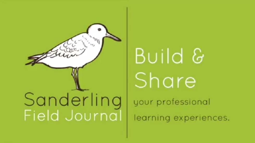 Build and Share your Professional Learning Experiences on the Go