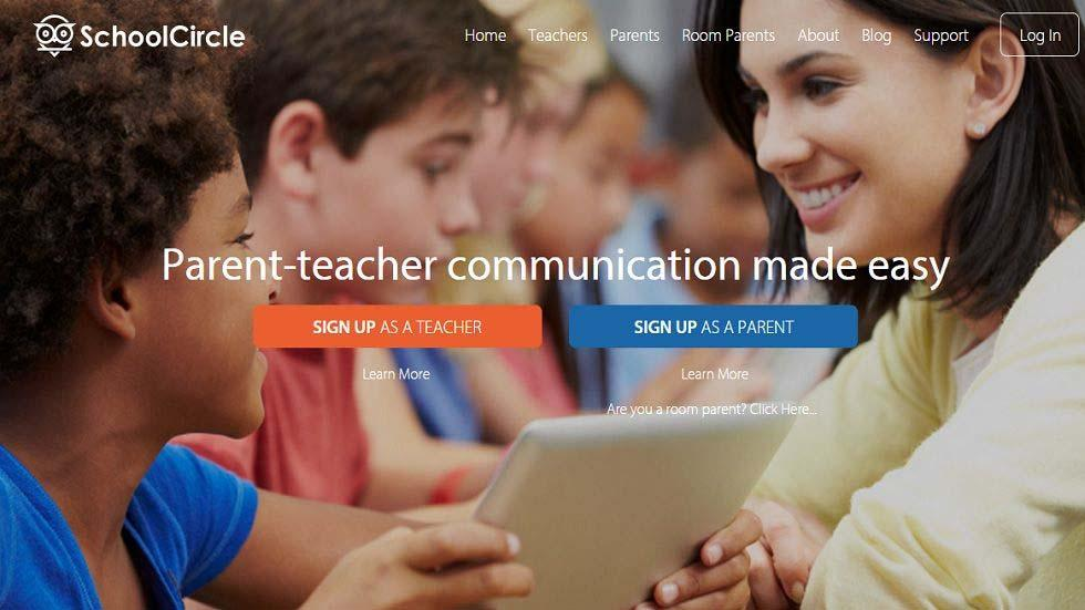 SchoolCircle App makes Parents and Teachers act as a Team