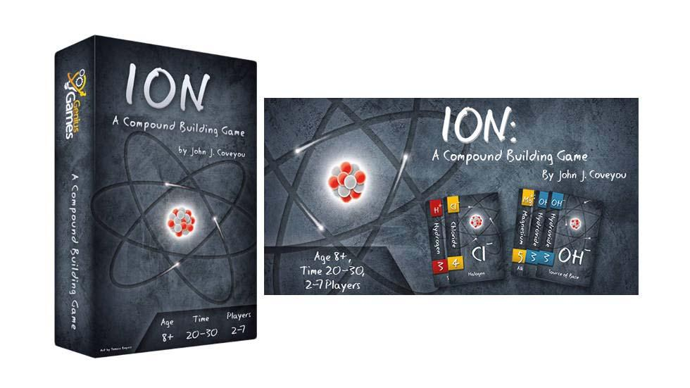 Engineer with Passion for Science Demystifies Intimidating Concepts through Game Play