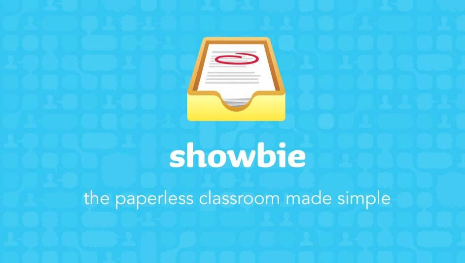 With 1.2 Million iPad Users, Showbie Launches their Phone and Web App
