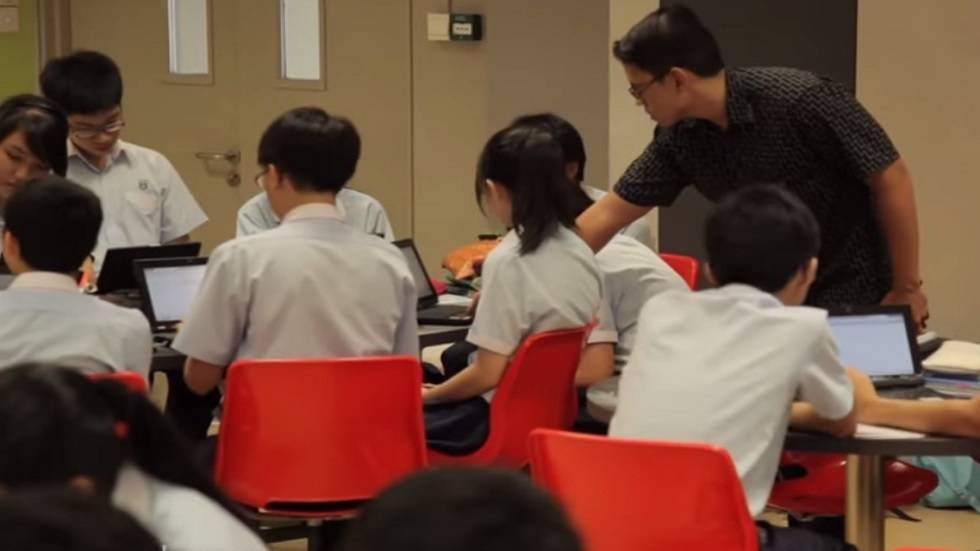 Singapore's 21st-Century Teaching Strategies