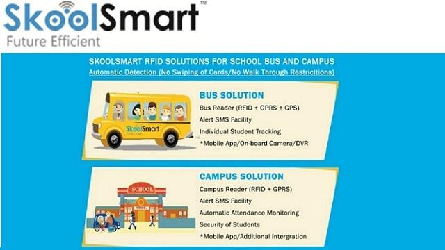 Automated RFID Based Student Tracking & Attendance System for Schools
