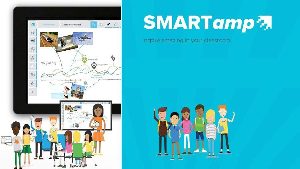 Possibilities are Endless with SMART Amp