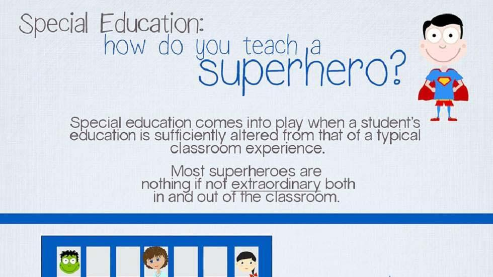 How Can Special Education Help Exceptional Learners-Superheroes