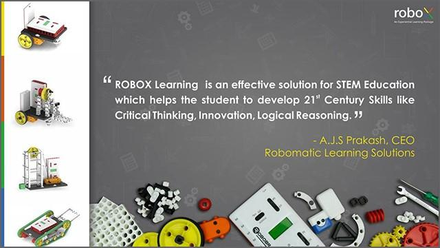 Reasons Why School Students Should Know ROBOX