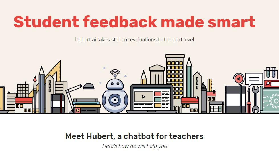 Hubert.ai Releases Student Feedback Chatbot