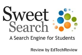 SweetSearch - Search Engine for Students