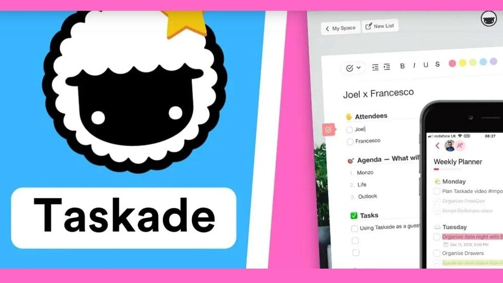 Get Teachers & Students Organize Thoughts with this App - Taskade!