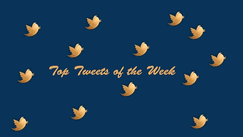 Top Tweets of the Week for Teachers and Leaders