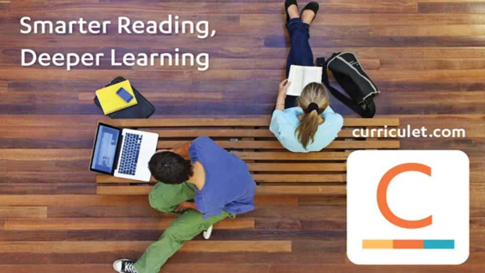 Track Mastery of Literacy Skills and Common Core Standards in Real-time with Curriculet