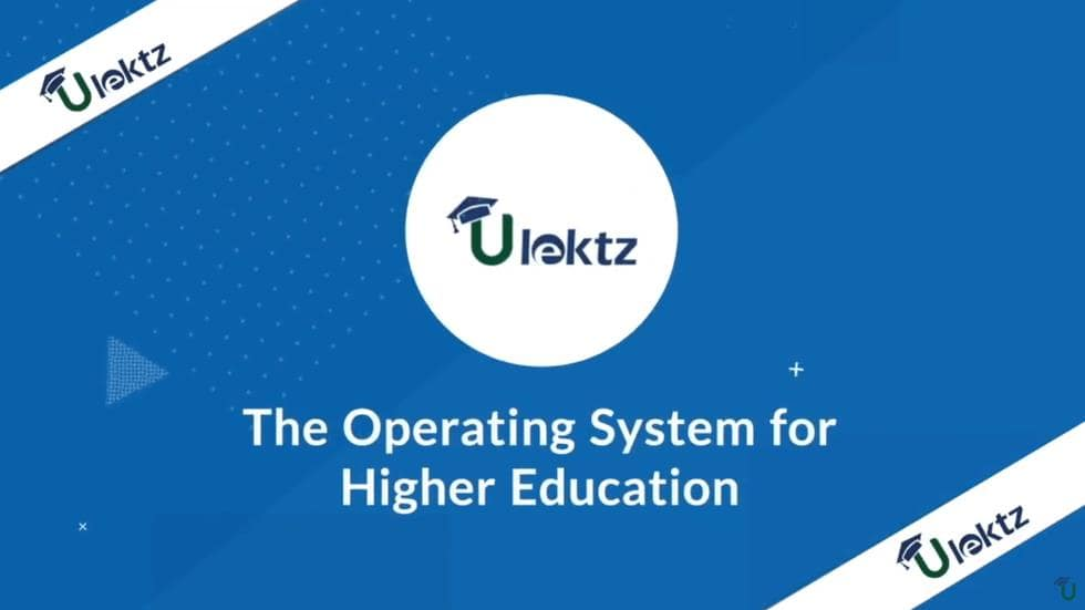 Ideal Operating System for Higher Education – uLektz