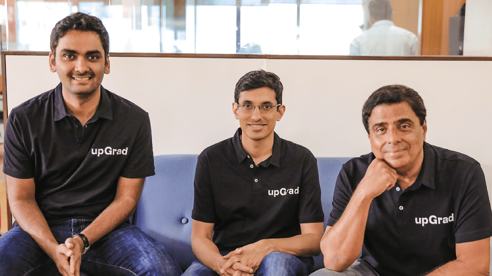 upGrad Raises $120M